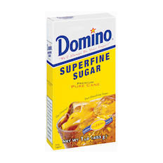 Superfine sugar